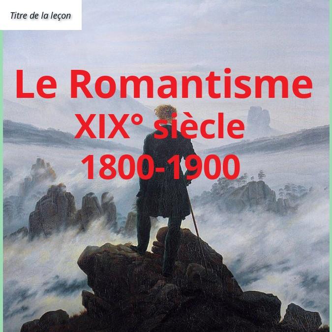 4° le romantisme