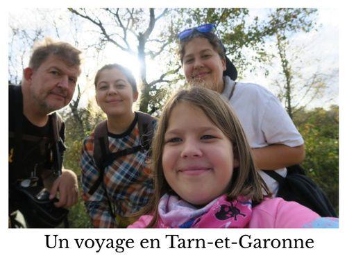 Un voyage en Tarn-et-Garonne