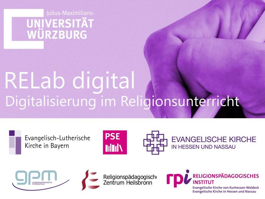 RELab digital - Workbook - Glaube wird sichtbar