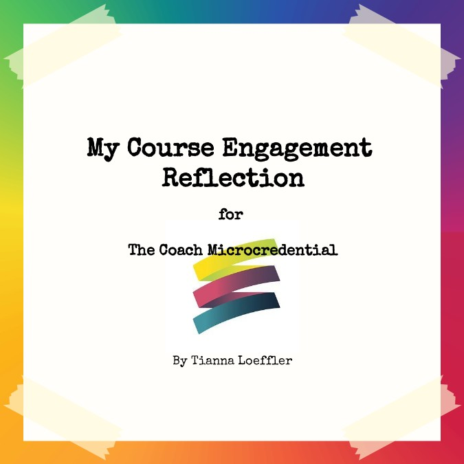 My Course Engagement Reflection